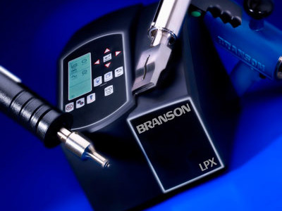 Emerson Industrial Automation Launches Branson's new LPX platform